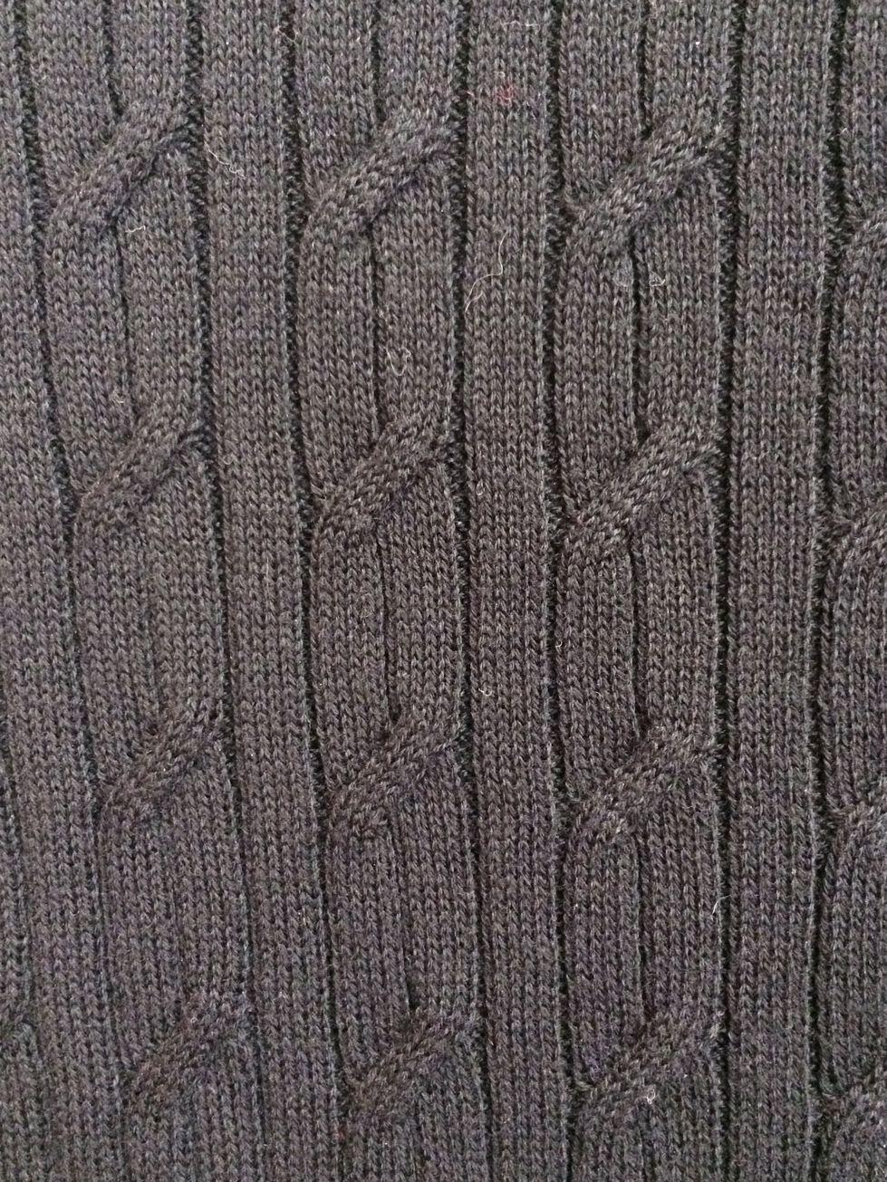 Talbots-Size-2X-Black-Pima-V-neck-Cable-Knit-Shirt_2991D.jpg