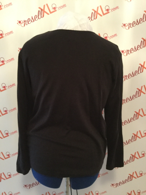 Talbots-Size-XL-Black-Long-Sleeve-Pullover-Top-Blouse_2876E.jpg