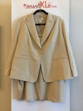 Talbots-Woman-Petites-Size-16-2-PC-Beige-Silk-Blend-Skirt-Suit_3156A.jpg