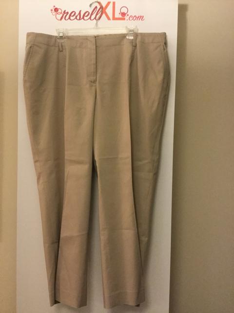 Talbots-Woman-Petites-Size-20W-Light-Beige-Pants_3147A.jpg