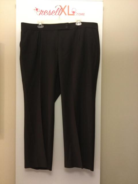 Talbots-Woman-Size-20W-Petite-Heritage-Wide-Leg-Brown-Pants_3149A.jpg