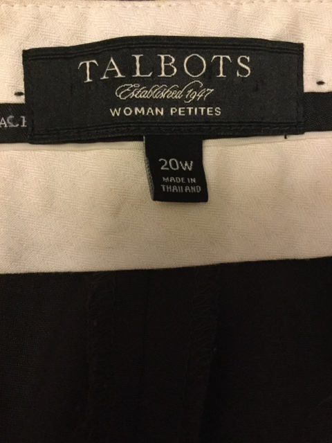 Talbots-Woman-Size-20W-Petite-Heritage-Wide-Leg-Brown-Pants_3149B.jpg