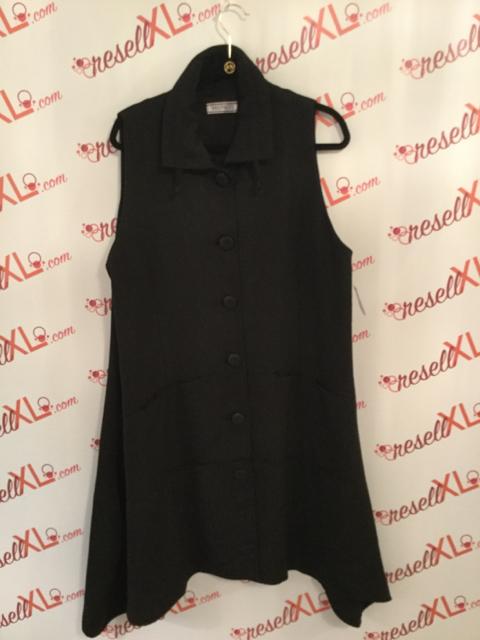 Transparente-NWT-One-Size-Black-Adjust.-Waist--Collar-Dress_2839A.jpg