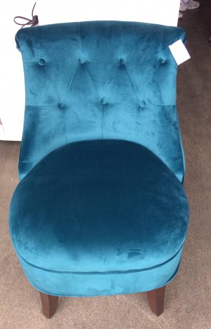Miraculous Target Teal Velvet Accent Chair Evergreenethics Interior Chair Design Evergreenethicsorg