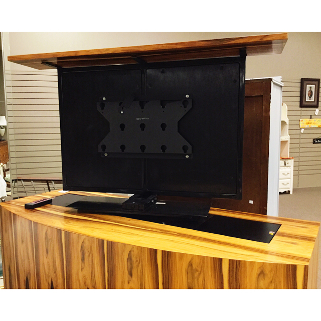 Cabinet Tronix Eclipse TV Lift Cabinet With Remote_72220B.