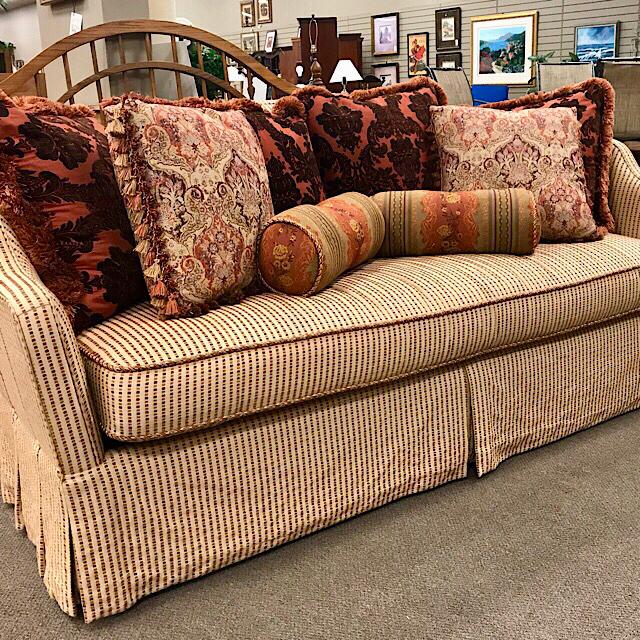 Drexel Heritage Sofa Consign To Design