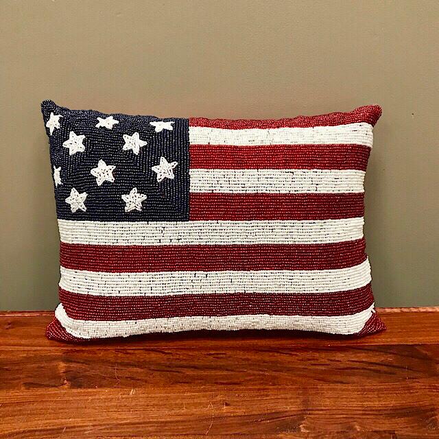Pier 40 RedWhiteBlue Pillow Cover Consign To Design Simple Pier 1 Pillow Covers