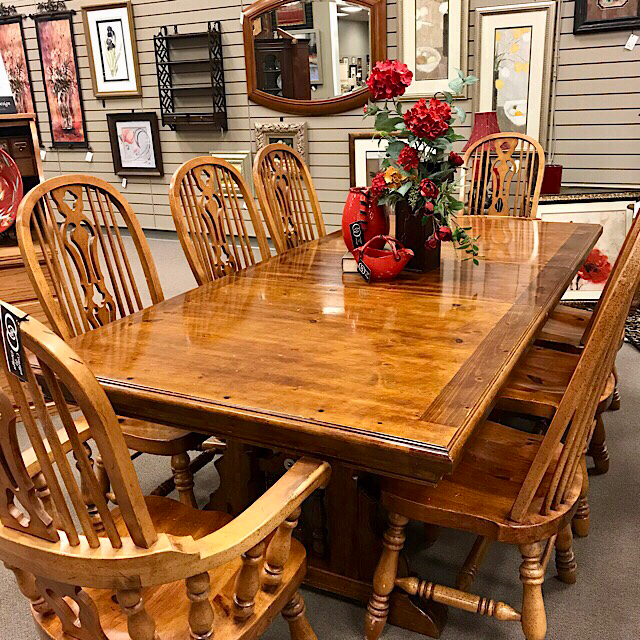 thomasville dining table chairs consign to design rh consigntodesignstore com thomasville dining table and chairs thomasville dining table for sale