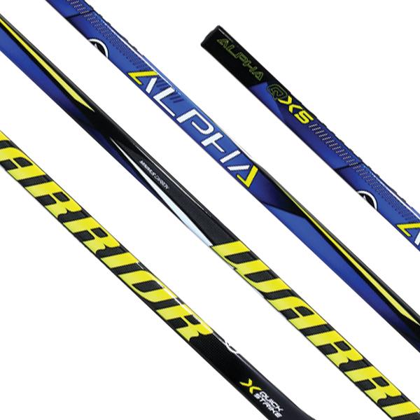 a5695368ef0 Warrior Alpha QX4 RH W28 Sr. 75 Flex Grip New Hockey Stick