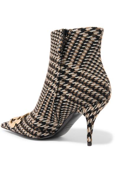 Balenciaga-Kniife-Logo-Embellished-Sz-37.5-Prince-of-Wales-Tweed-Ankle-Boots_15524D.jpg