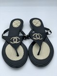 Chanel-Black-Leather-Sz-38.5-Thong-Sandal-Flip-Flop-Shoe-CC-Stud-Logo-Designer_12737A.jpg