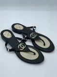 Chanel-Black-Leather-Sz-38.5-Thong-Sandal-Flip-Flop-Shoe-CC-Stud-Logo-Designer_12737B.jpg