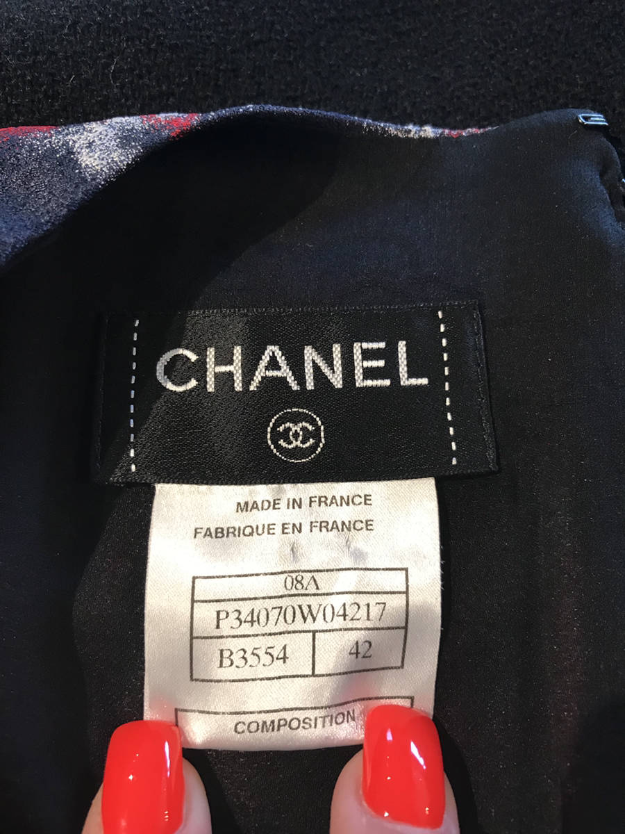 Chanel-Sheath-Dress-Sz-42-US-10-Wool-Printed-Top-Black-Skirt-2008-Collection_9134G.jpg
