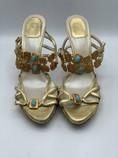 Christian-Dior-Shoe-Gold-Strap-Heel-Metal--Turquoise-Embellishments-40.5_12910B.jpg