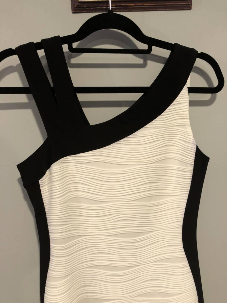 Joseph-Ribkoff-Hartley-Dress-Cocktail-Sz-68-White-Textured-1-Shoulder-Body-Con_7900B.jpg