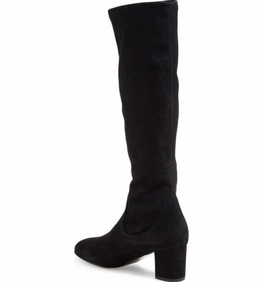 L.K.-Bennett-Keri-Boots-37.5-Black-Suede-Slouch-Stretch-Designer-Shoe-Go-Go_15112C.jpg