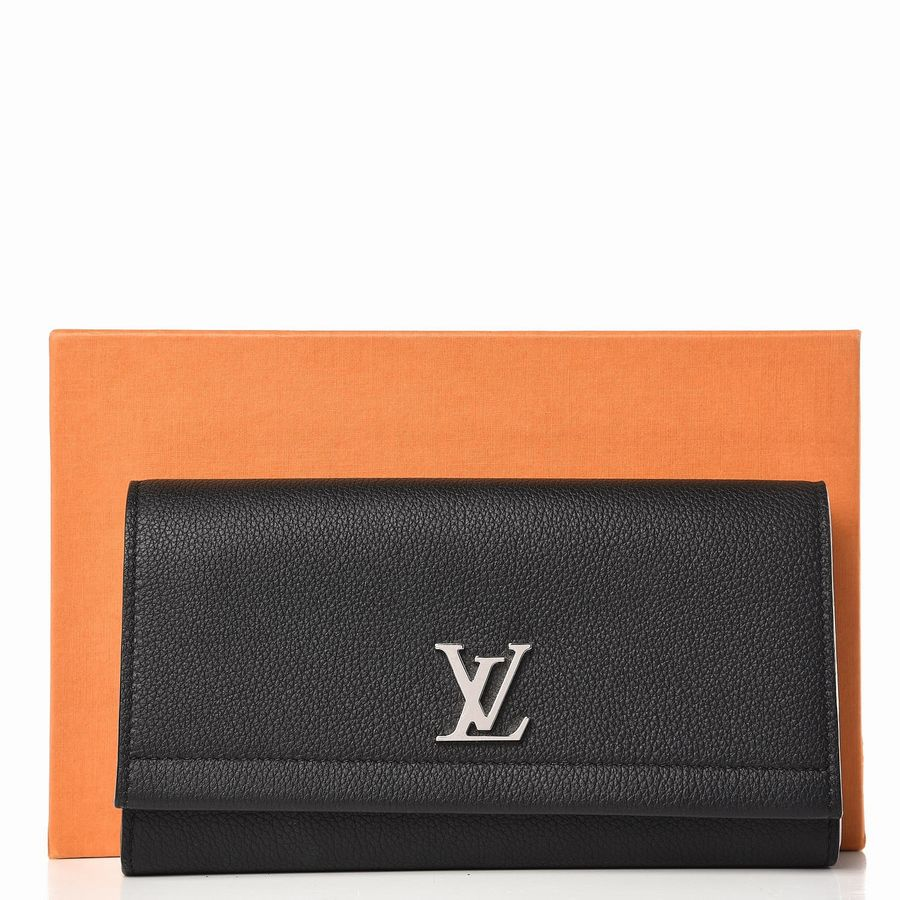 Louis-Vuitton-Lock-Me-II-Wallet-Black-Leather-Silver-Hardware-Authentic-Clutch_15692A.jpg
