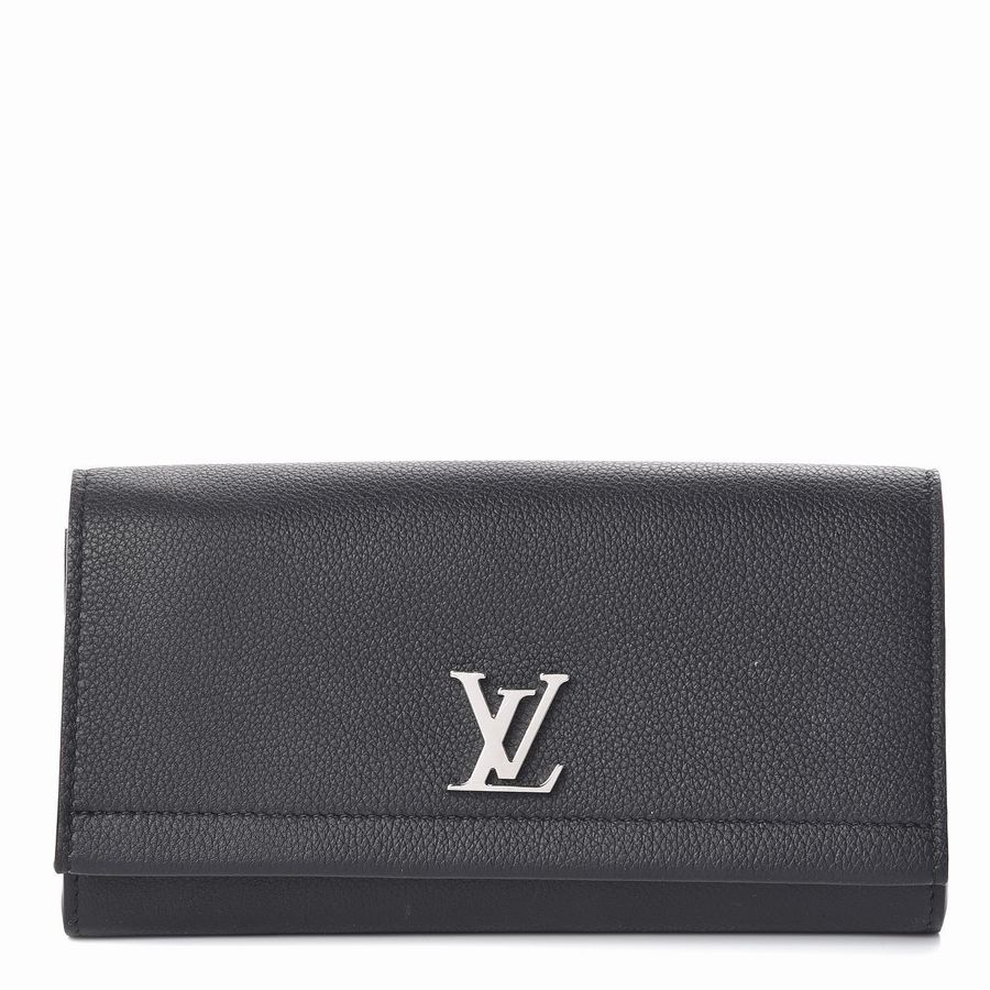 Louis-Vuitton-Lock-Me-II-Wallet-Black-Leather-Silver-Hardware-Authentic-Clutch_15692B.jpg