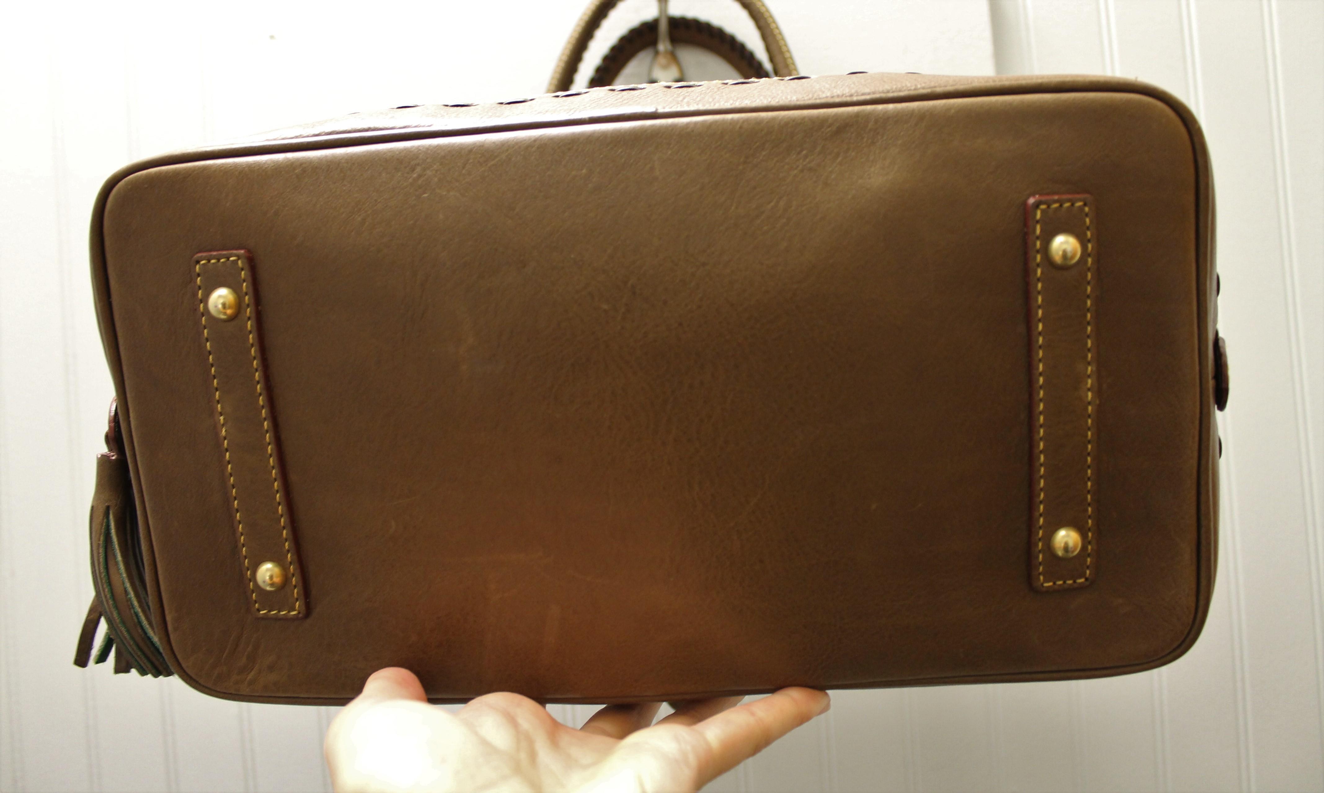 DOONEY--BOURKE-Brown-Leather-Solid-SATCHEL_107625C.jpg