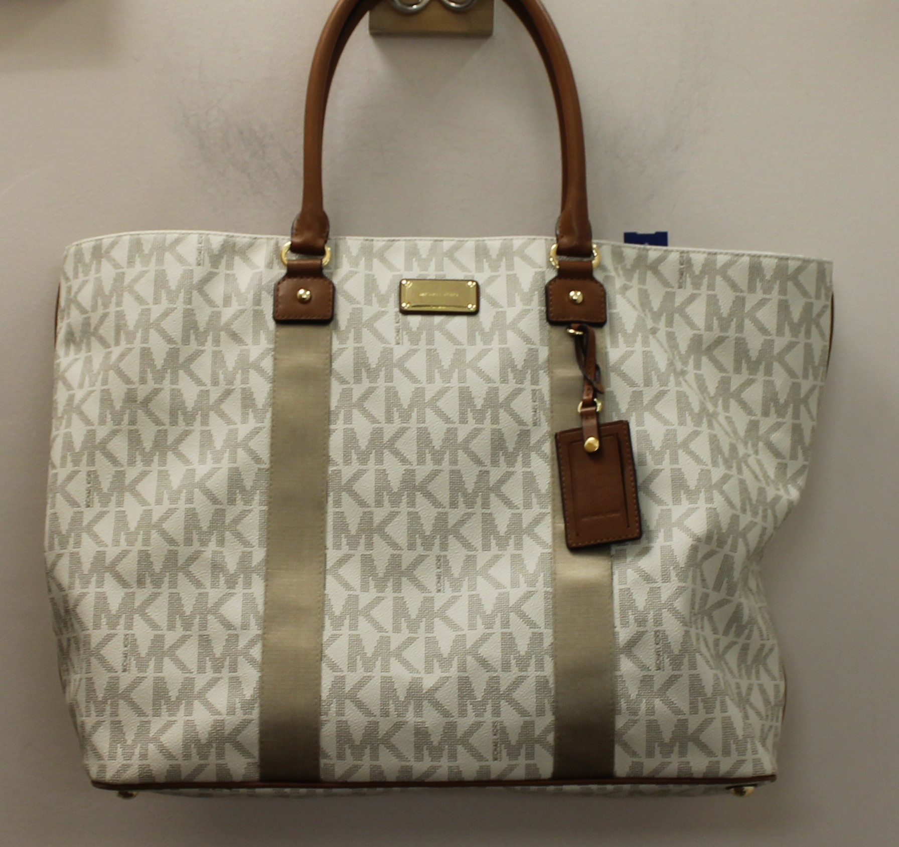 MICHAEL-KORS-WHITE-BROWN-GRAY-LEATHER-AND-CANVAS-LOGO-TOTE_69120A.jpg
