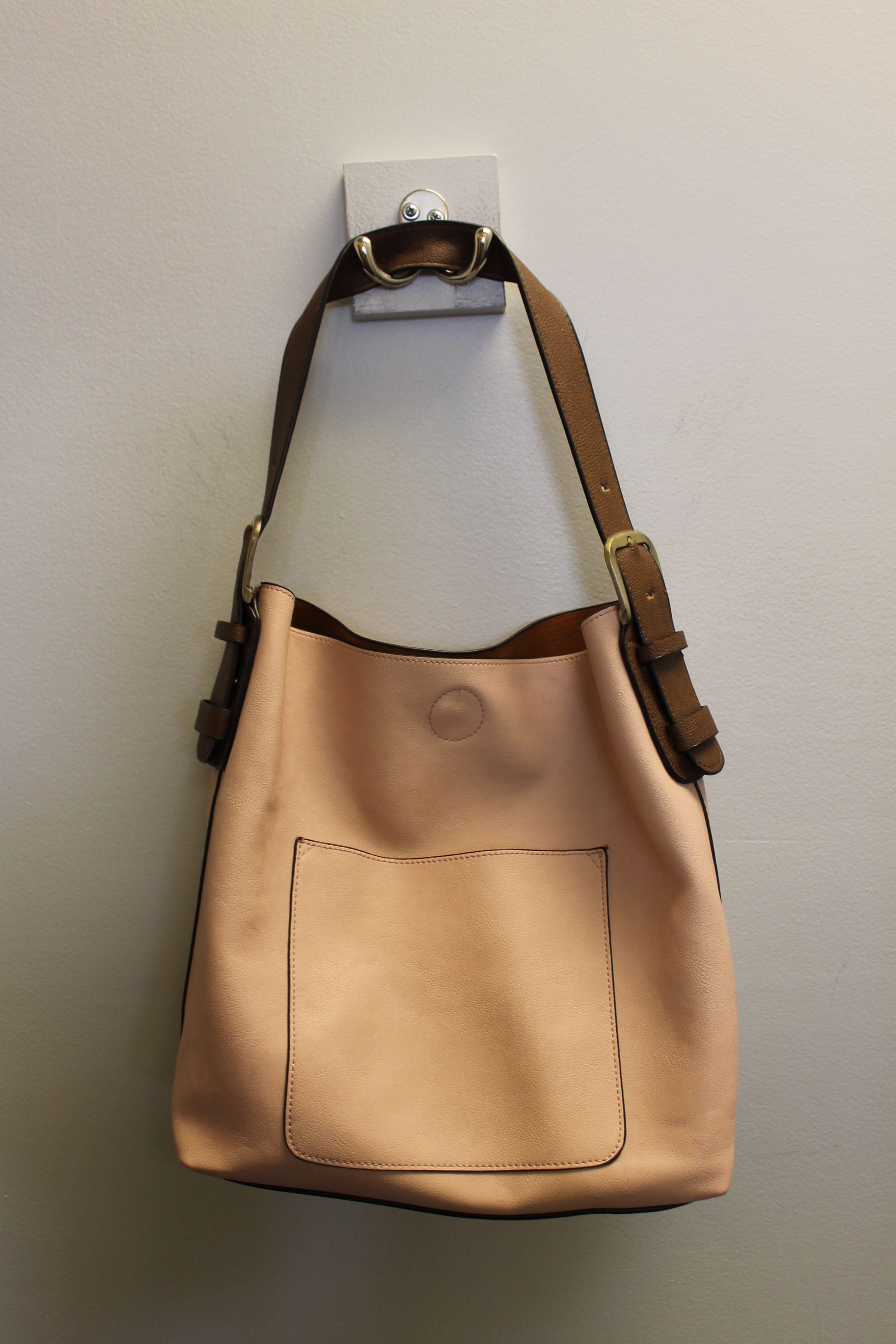 SUSAN-JOY-PALE-PINK-AND-BROWN-Leather-Solid-SHOULDER-BAG_88567B.jpg