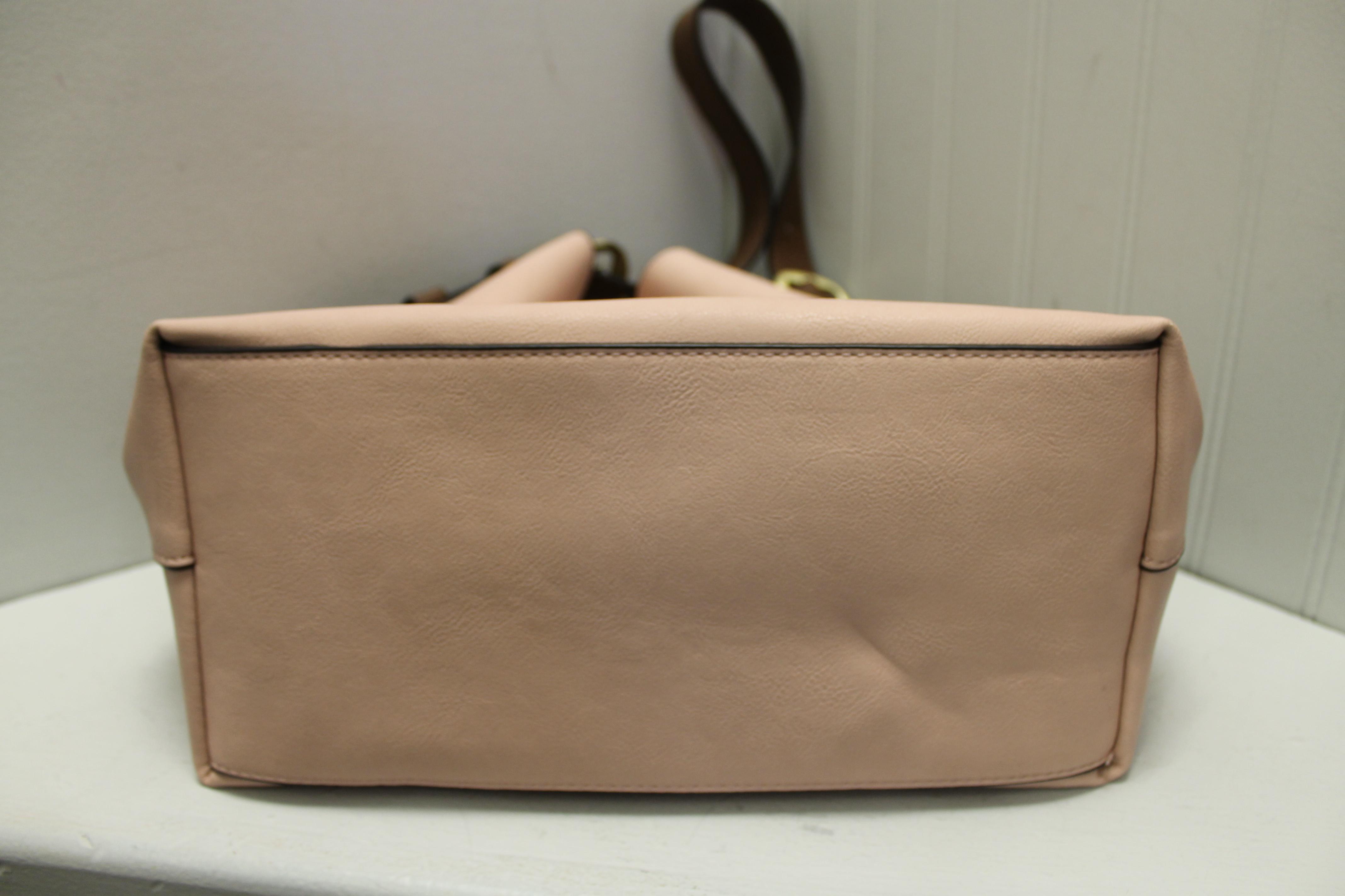 SUSAN-JOY-PALE-PINK-AND-BROWN-Leather-Solid-SHOULDER-BAG_88567D.jpg