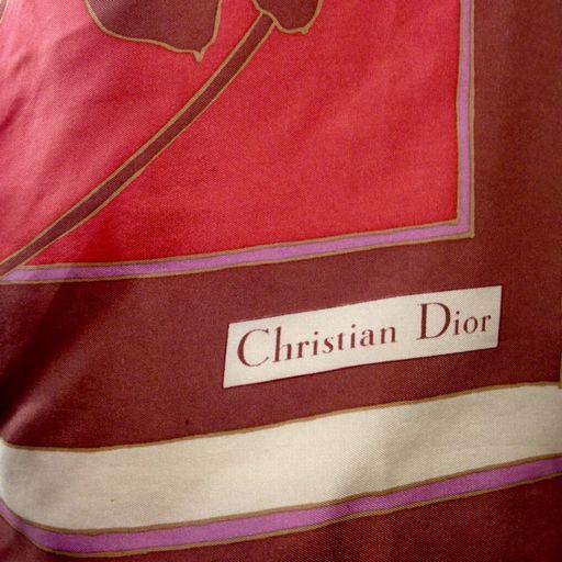 CHRISTIAN-DIOR-VINTAGE-Pink-Square-Skinny--Fashion-Scarf_218718B.jpg
