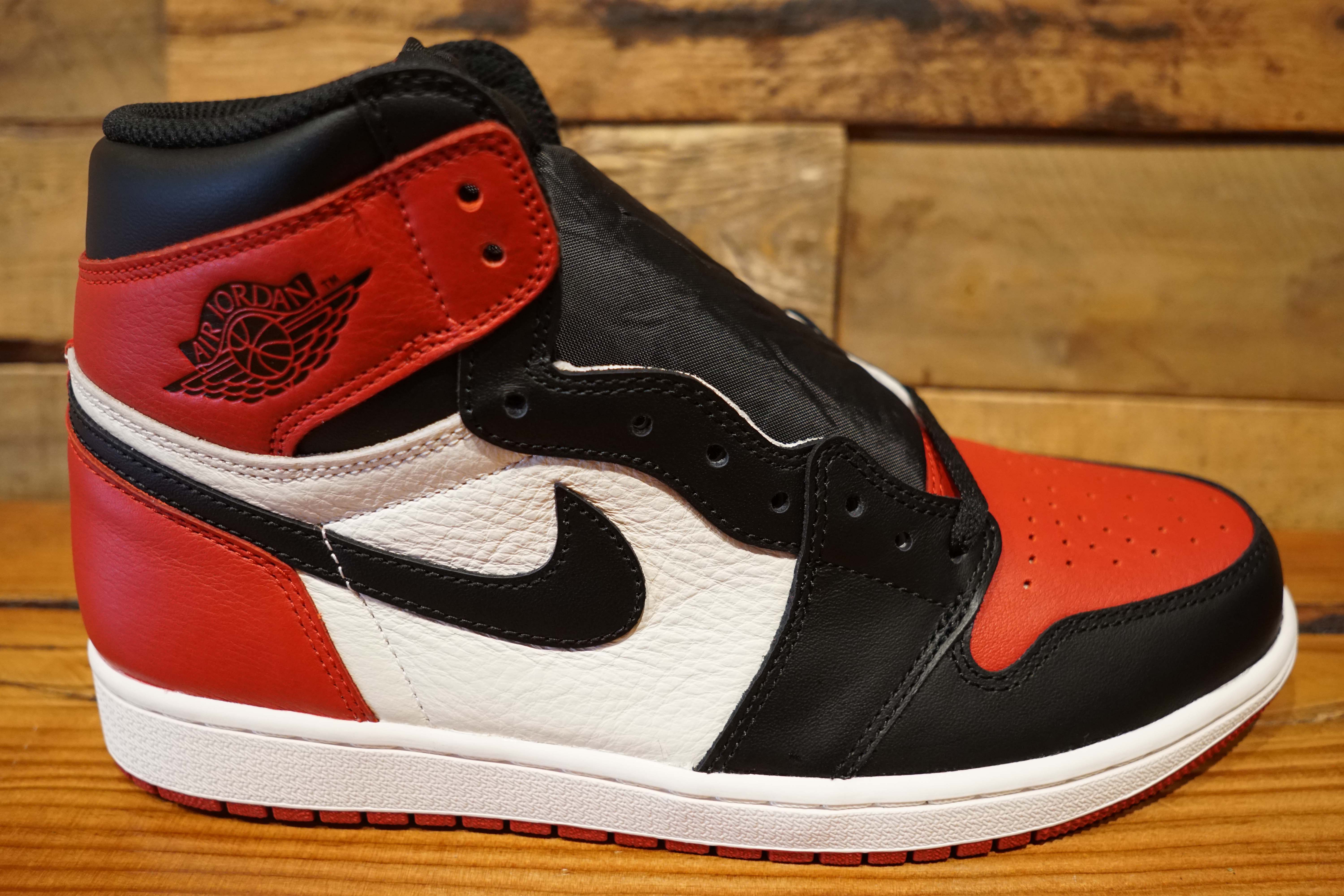 8b1f64f66ffa Air-Jordan-1-Retro-High-OG-BRED-TOE-