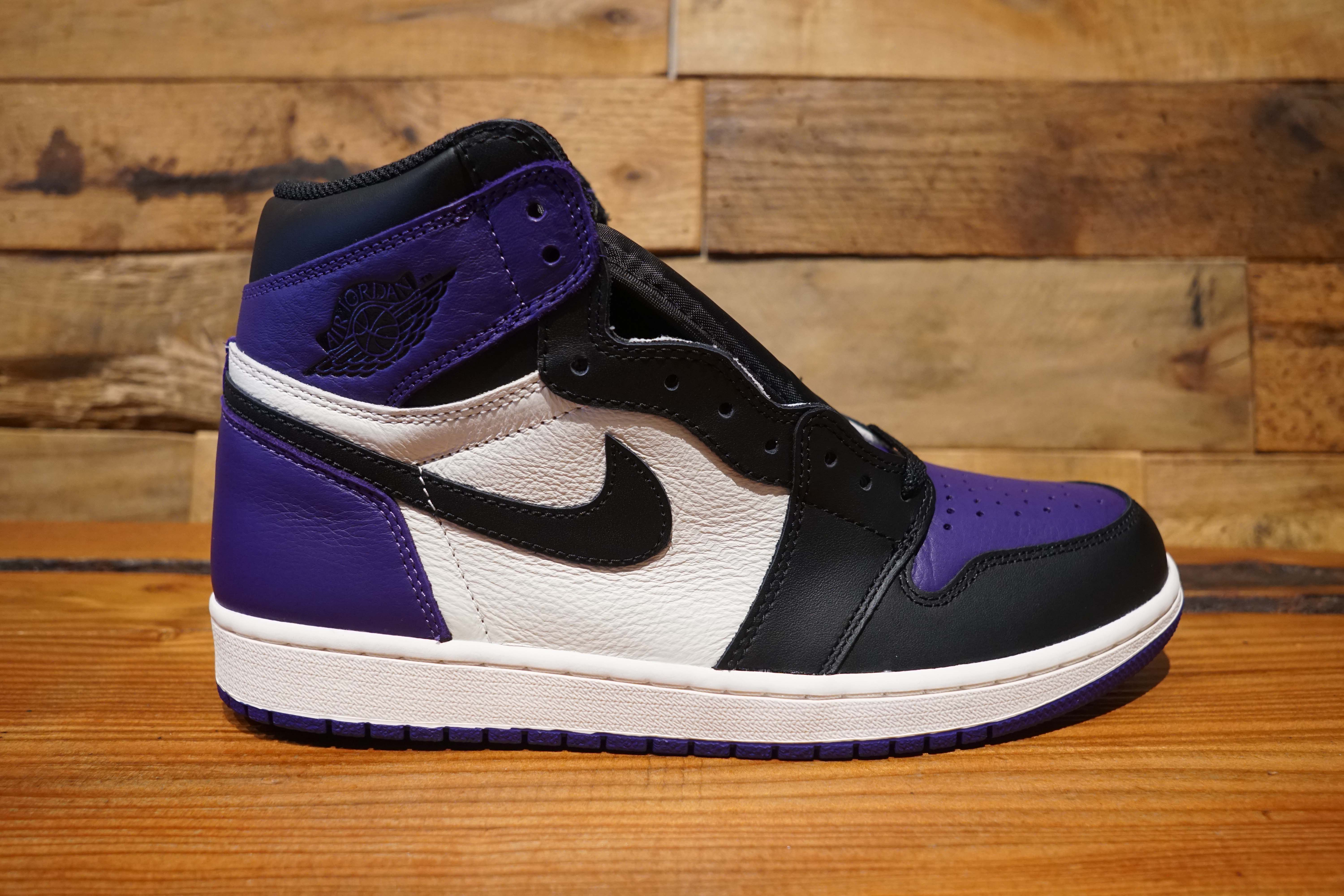 4f5a0cae003d09 ... discount code for air jordan 1 retro high og court purple b21af 8aa91