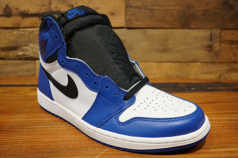 Air Jordan 1 Juego De 11/5 Real
