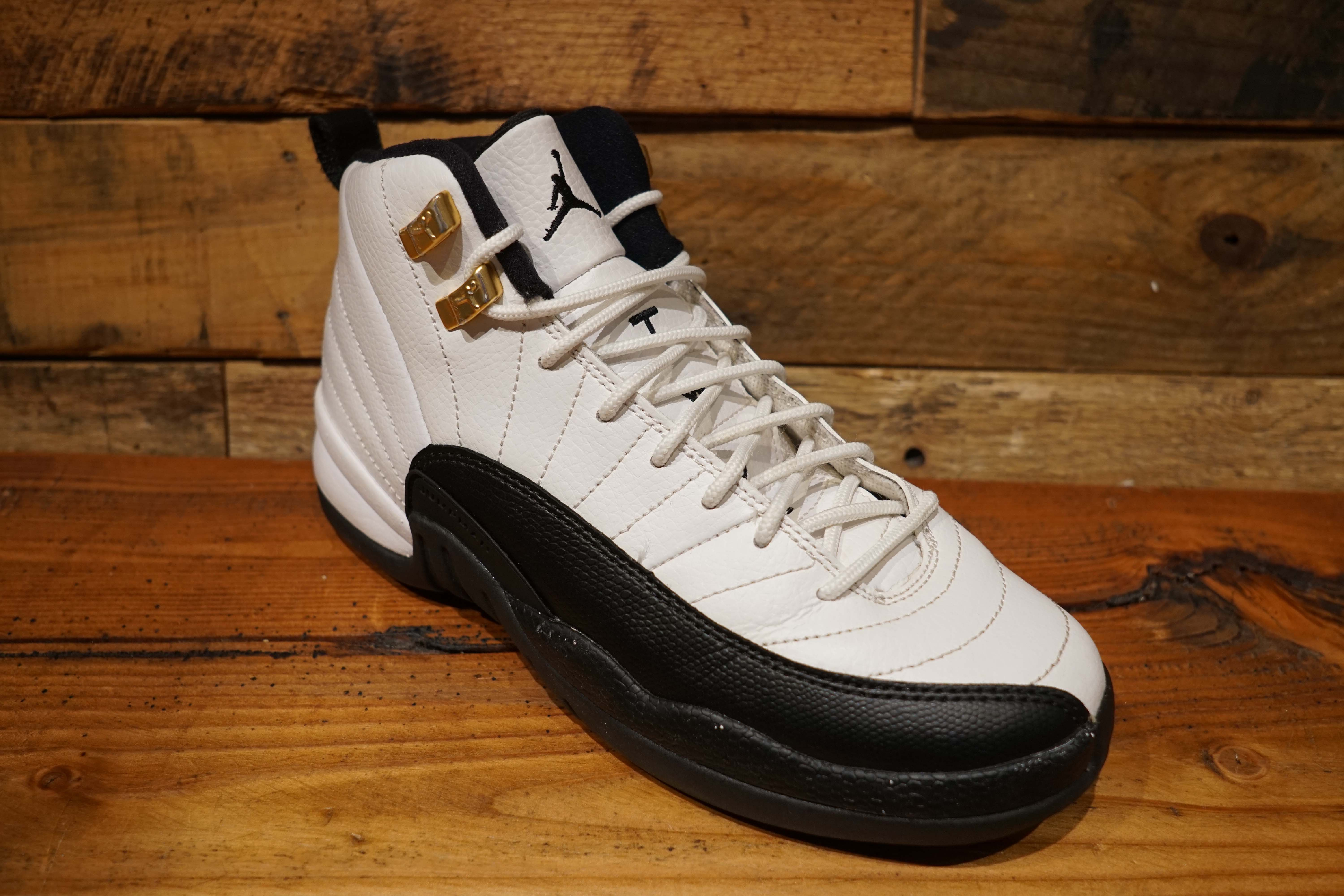 the latest ce629 425be Air-Jordan-12-Retro-GS-TAXI-2013-Used-