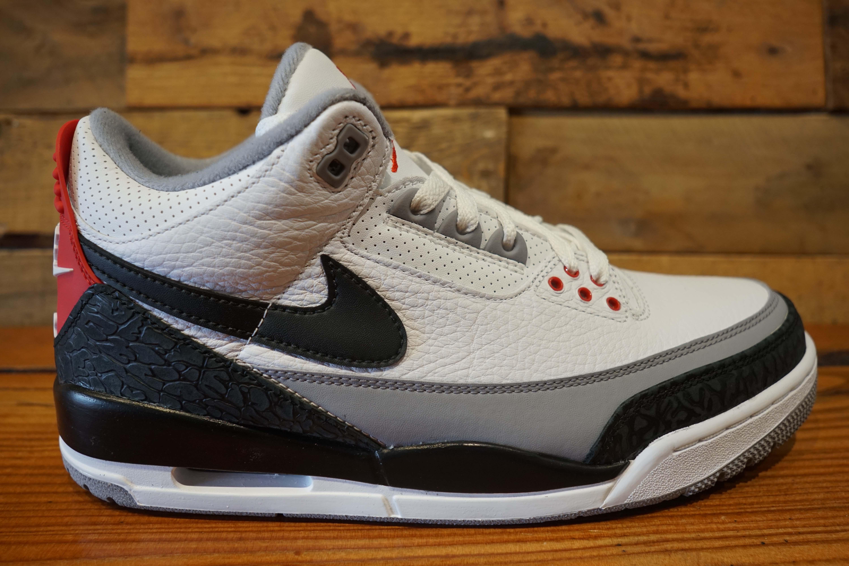 Air Jordan 3 Tinker 9,5