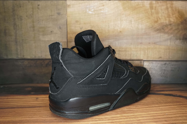 sale retailer d396d 0aed2 air jordan 4 black cat