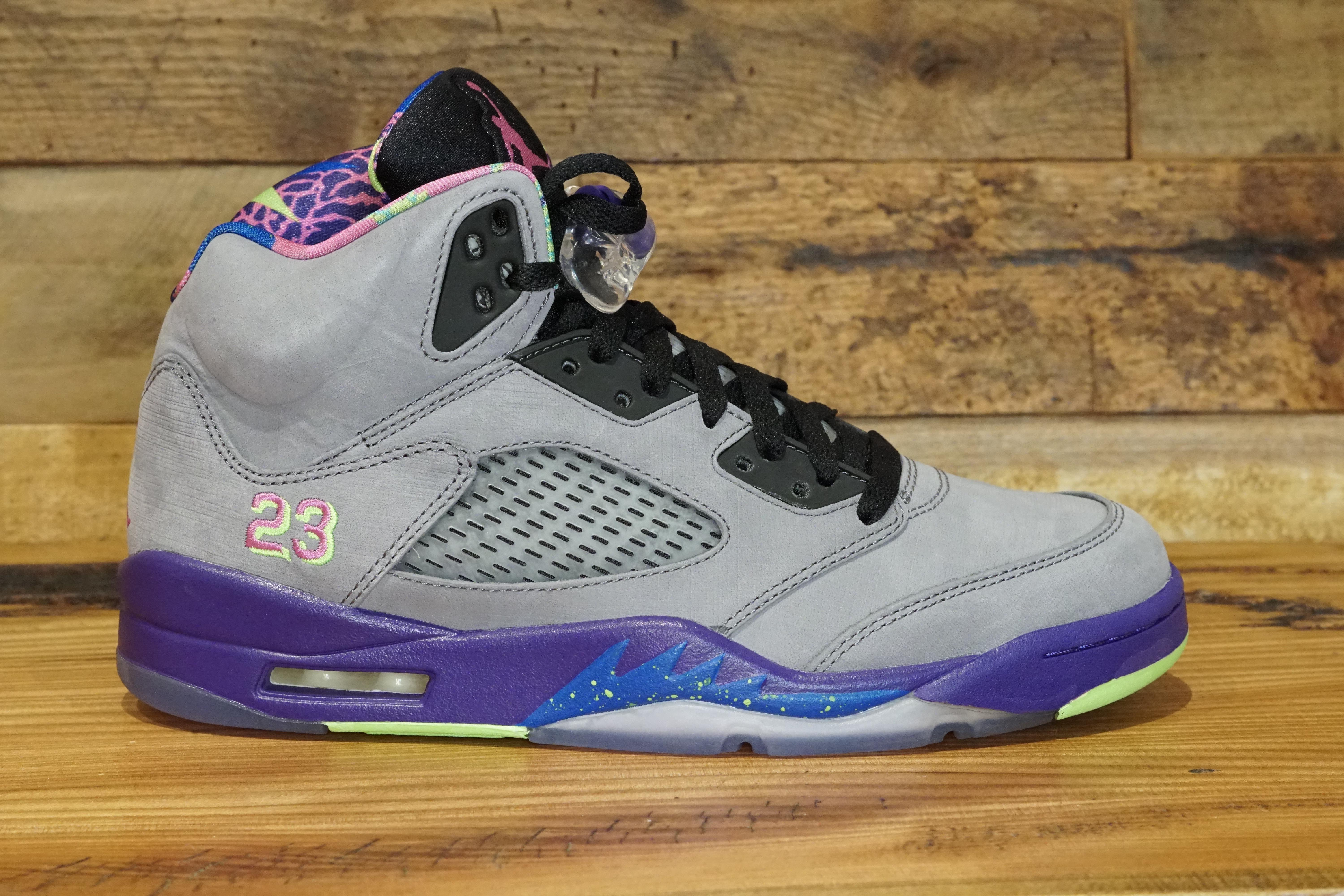 huge discount 9cab1 81dc0 Air-Jordan-5-Retro-BEL-AIR-2013-New-