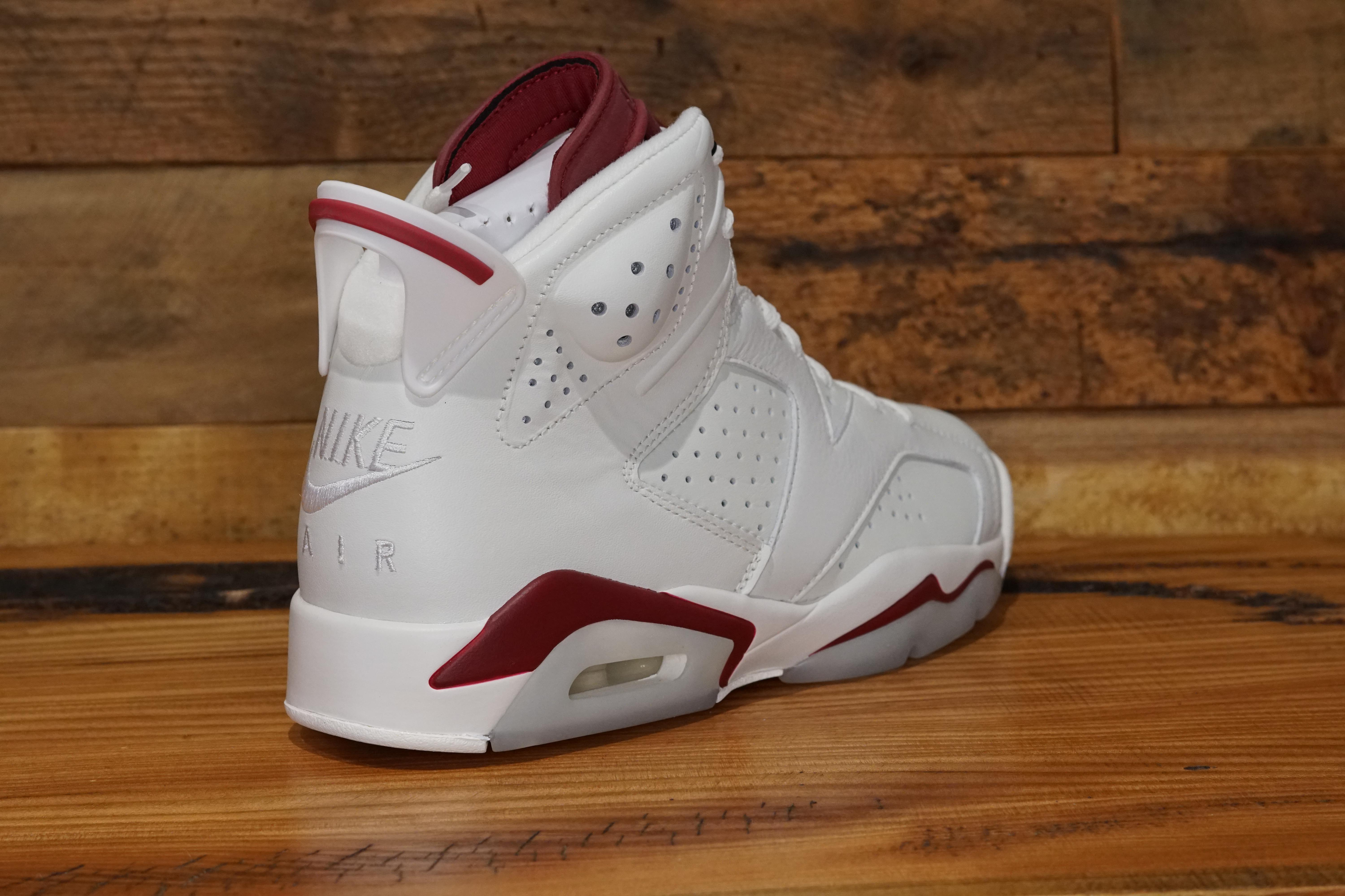 Air Jordan 6 Marron 10 50 pas cher Finishline RVMbe53e6