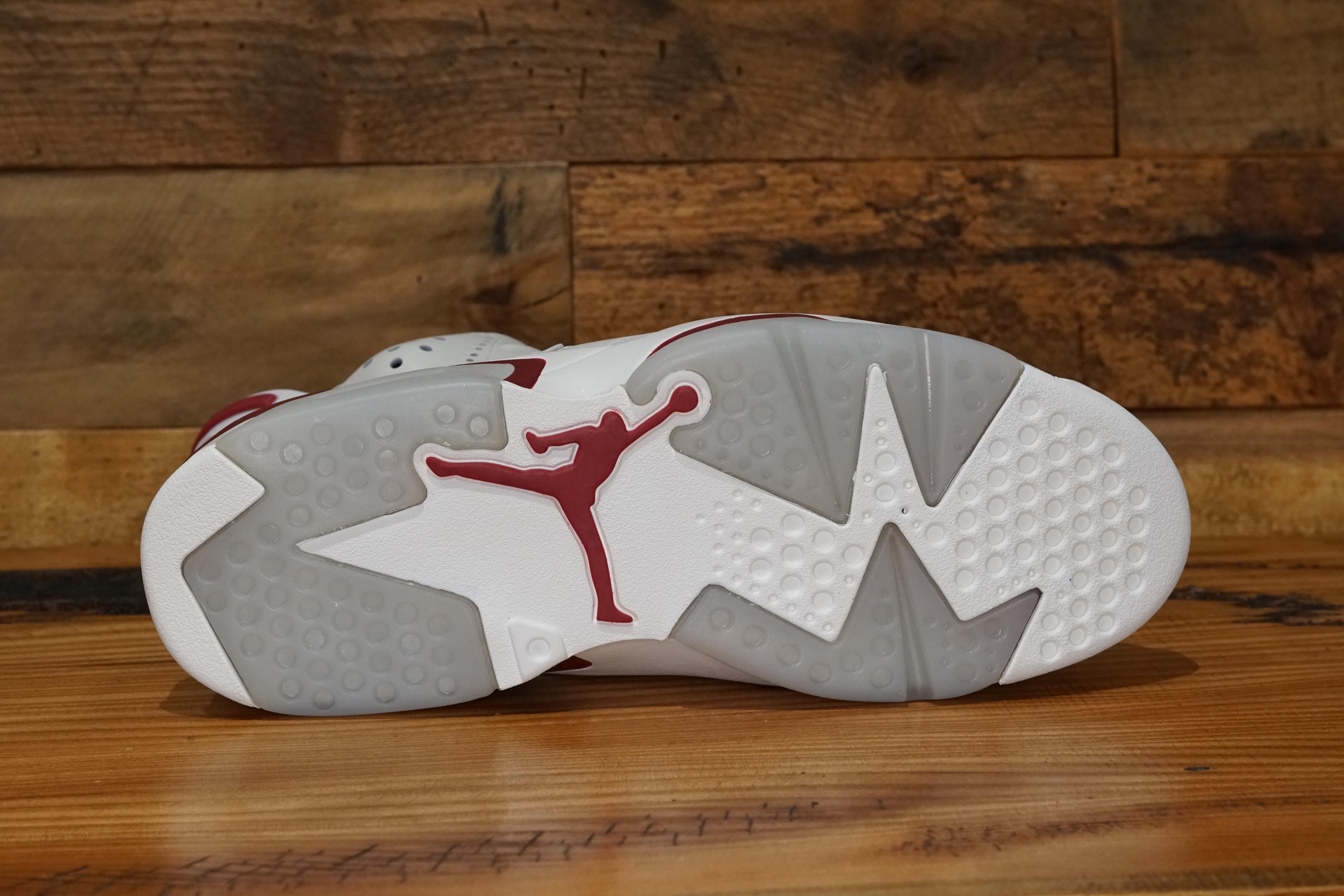Air Jordan 6 Tamaño Marrón 11 GuagAQv