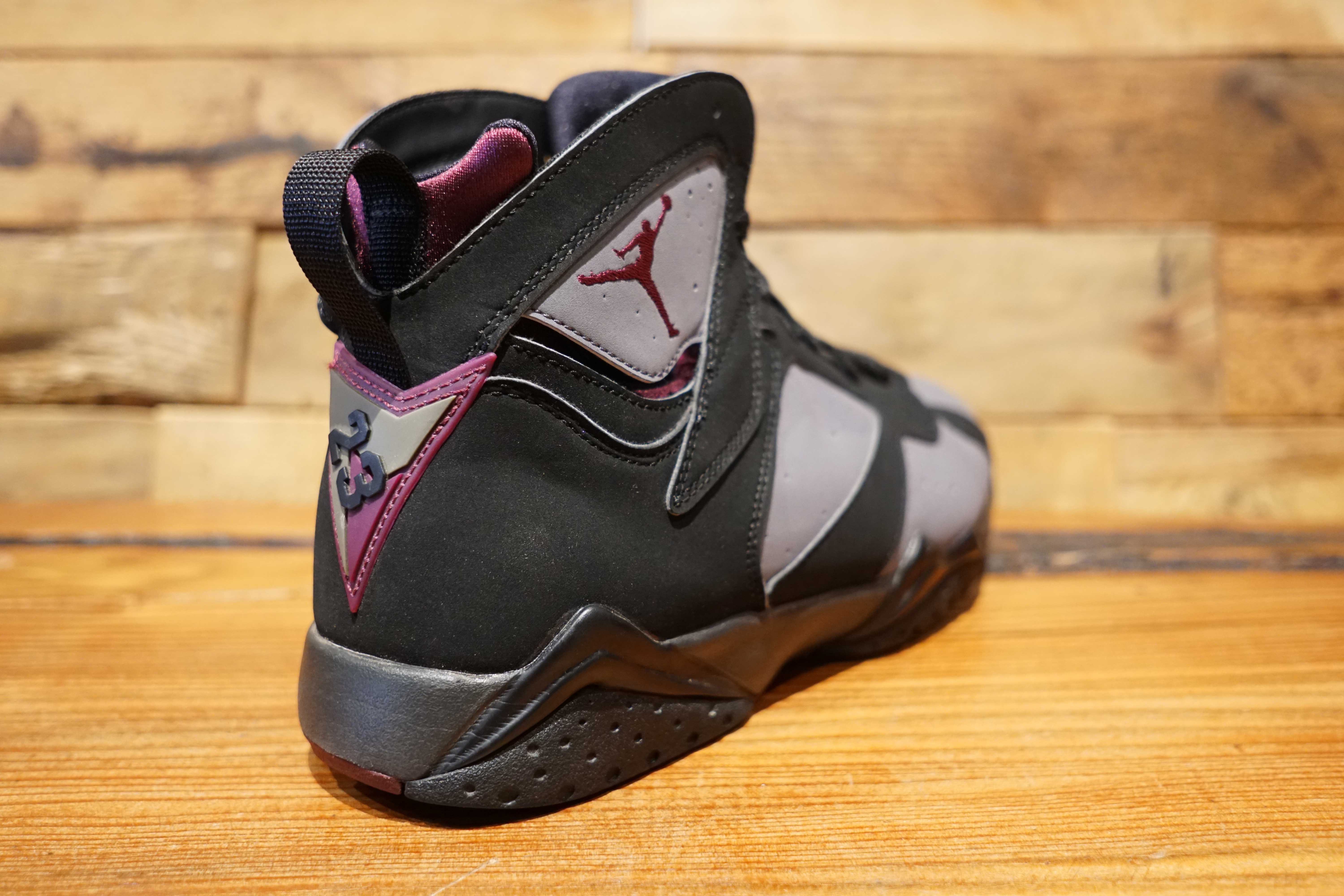 info for 0a0e4 2a727 Air-Jordan-7-Retro-BORDEAUX-2015-Used-Original-