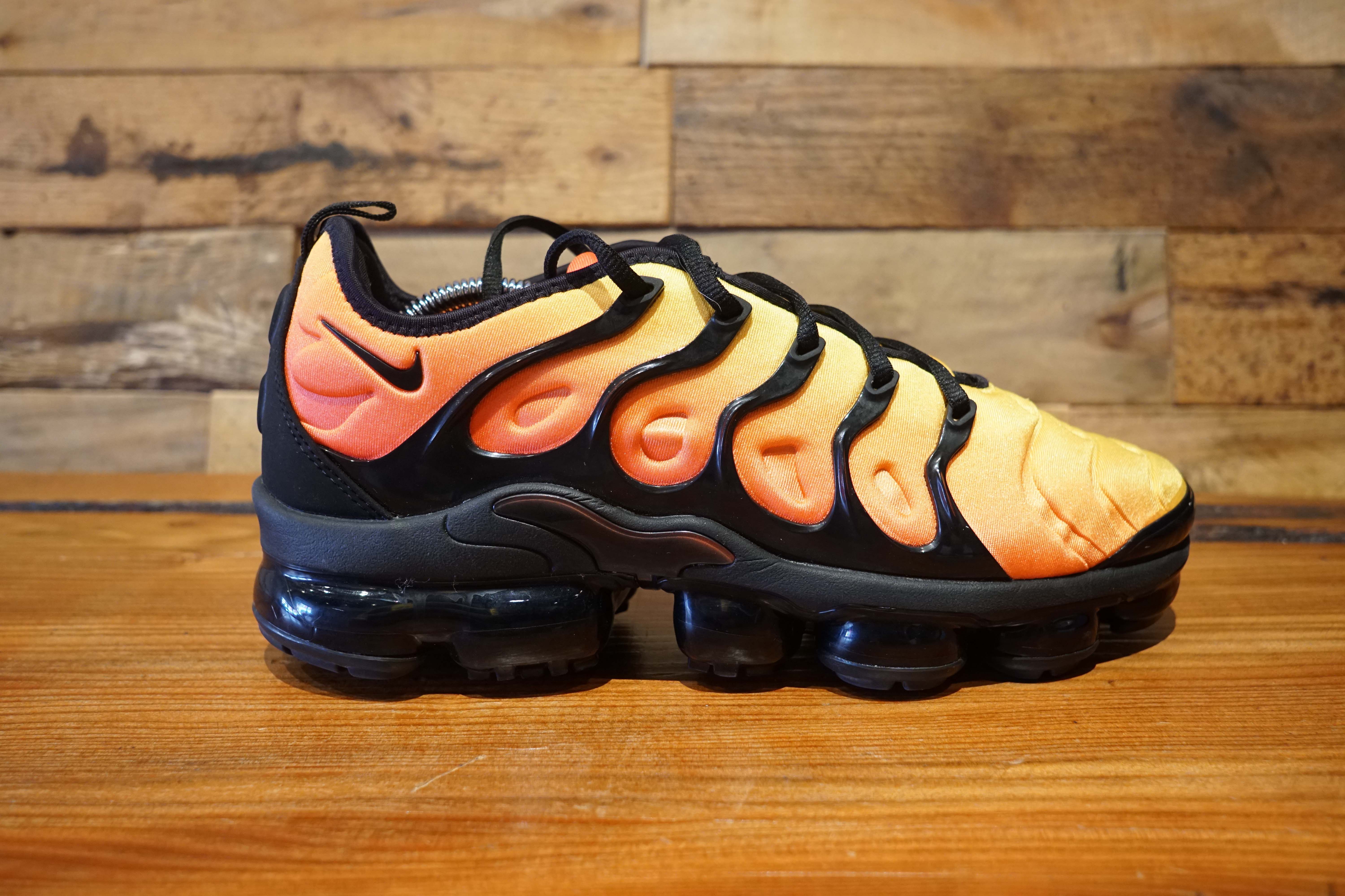 e4fb5018d4a Air Vapormax Plus 2018 Used Replacement Box Size 9.5 (3173-210 ...