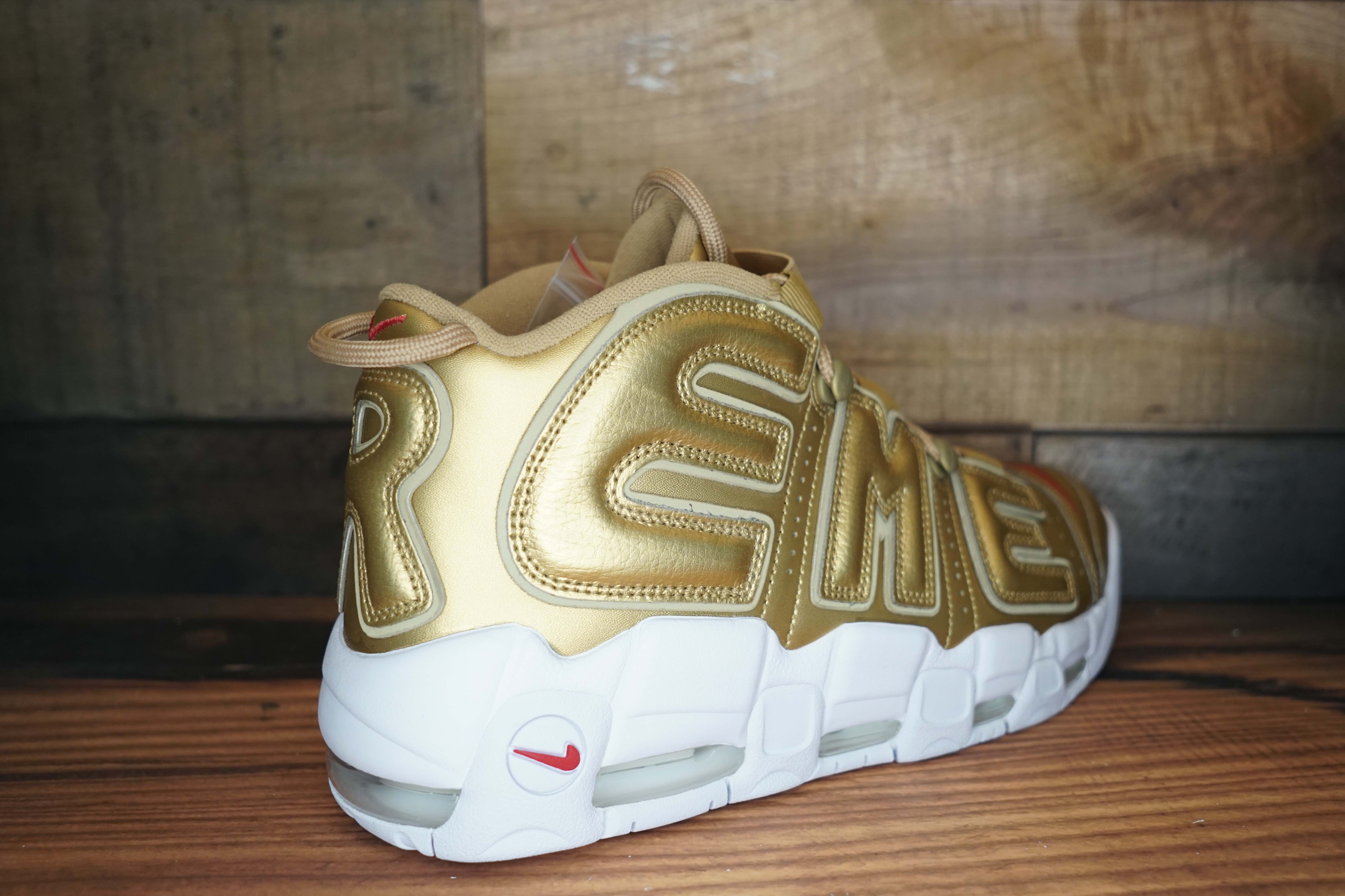 31d0ec4340 ... best price nike air more uptempo supreme new original box 738d2 eb31a