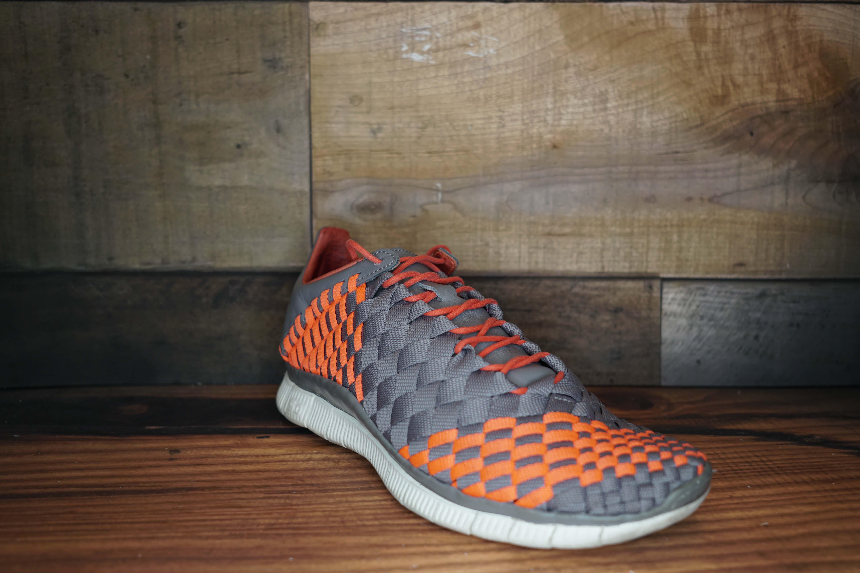 sports shoes afa45 3067e Nike-Free-Inneva-Woven-Used-Original-Box-Size-