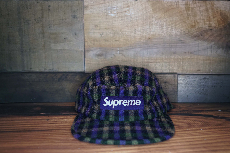 Supreme-Camp-Cap-WOOL-GLEN-PLAID-Purple-Size-OS-New-2420-1_12952A.jpg
