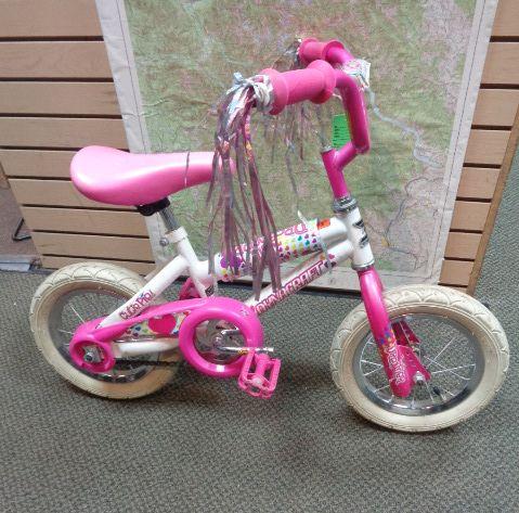 0b7f6129bce Dynacraft Dynacraft Lil Dreamer Girls Bike Pink/White 12