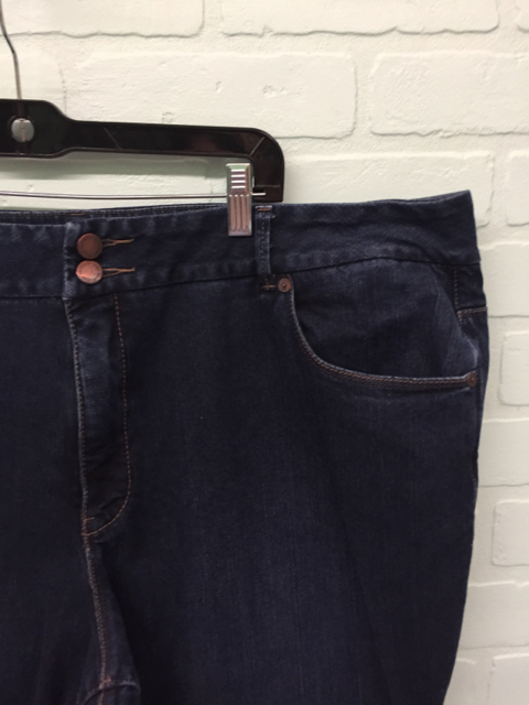 Coldwater Creek Women's Plus Size 22 L22 Long Jeans Pants Tall ...