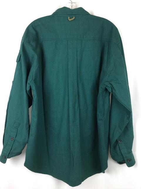 Exofficio-Size-M-Green-Button-Up_234479E.jpg