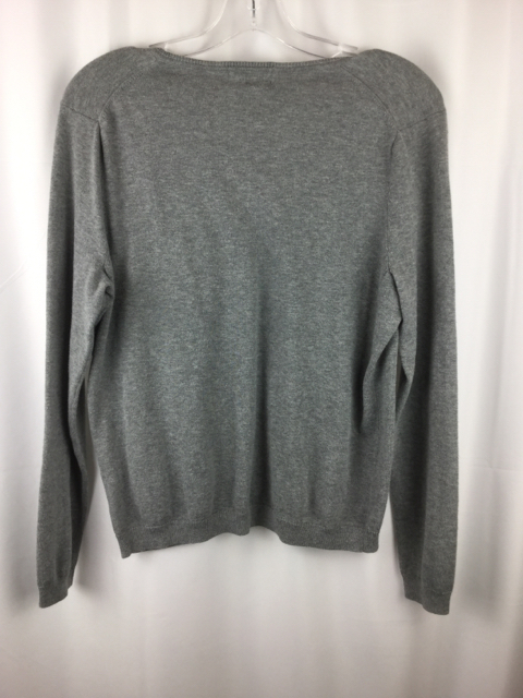 b1c14b6cd61e9 Lands End Size M Grey Shirt   Tongass Threads Consignment Store