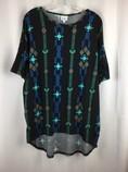 LuLaRoe-Size-XS-BlackGreenBlue-Shirt_239886A.jpg