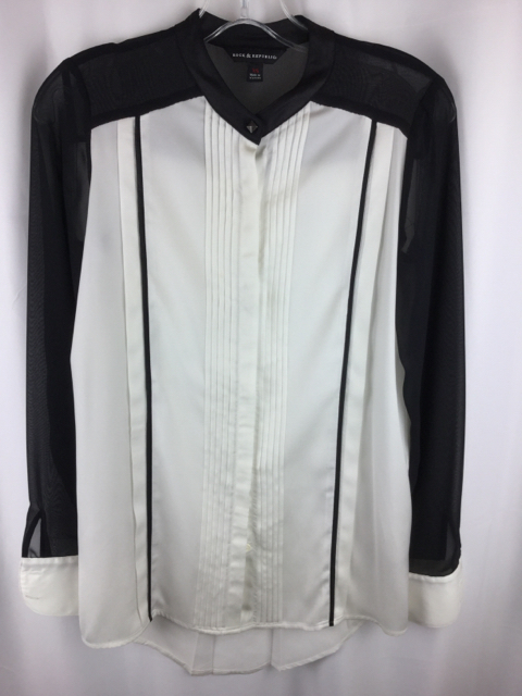 Rock--Republic-Size-XS-Cream--Black-Button-Up_240154A.jpg