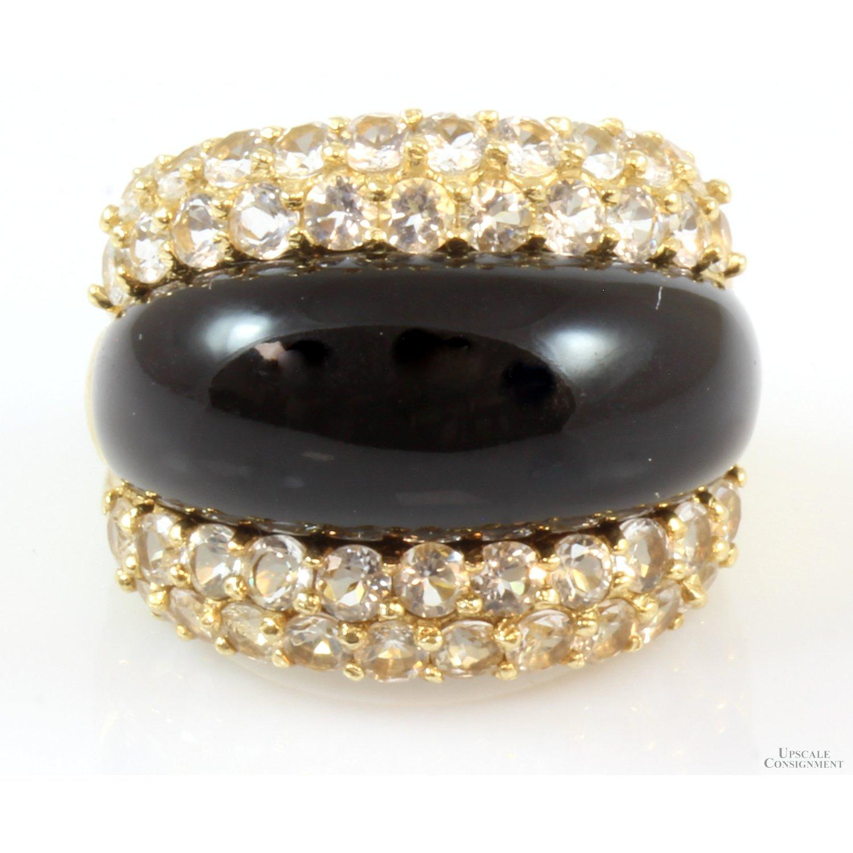 14K-Gold-Black-Chalcedony-Onyx--Colorless-Topaz-Ring_92603A.jpg