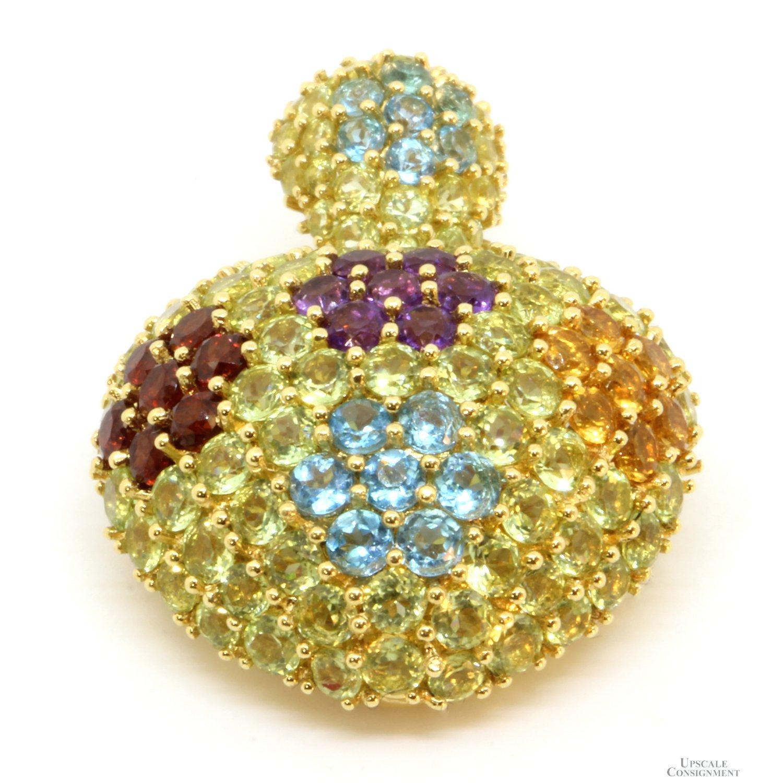 18K-Gold-13.09ctw-Multi-Gemstone-Flower-Heart-Pendant-Enhancer_88397A.jpg
