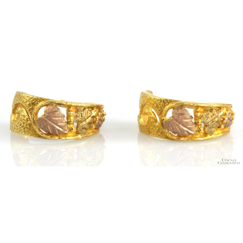 Black-Hills-Gold-10K-Tri-Gold-Hoop-Earrings_90926A.jpg